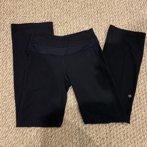 Lululemon Astro Pant Solid Black Size 6